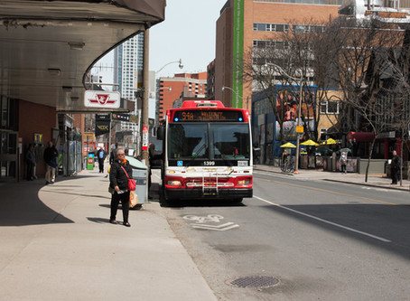 Ridership Trends in Transit Bus Fleets