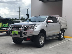 Ford Ranger Ironman 4x4 Accessories