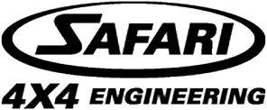 Safari 4x4 Logo