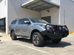 Mazda BT50 Decked out with Ironman