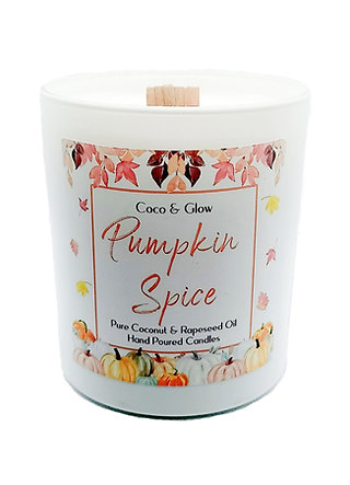 Wood Wick -Pumpkin Spice
