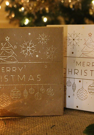 The 12 Days of Christmas - Advent Calendar