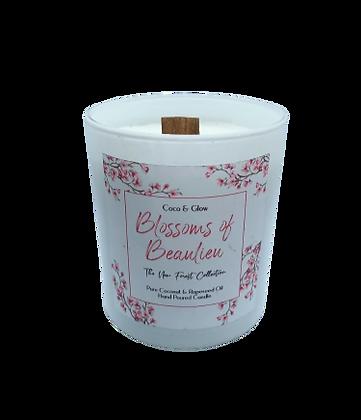 Wood Wick - Blossoms of Beaulieu