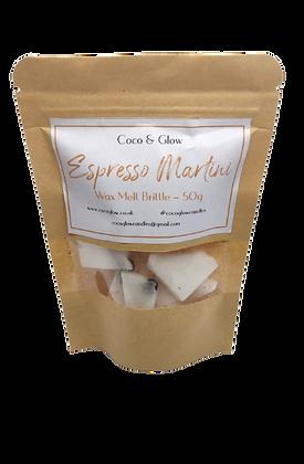Wax melt brittle -Espresso Martini