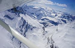 Winter Gebirge