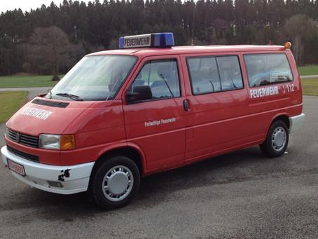 Neuer Feuerwehrwagen EDNV