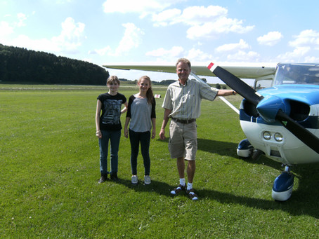 Schüler Fly out 2014