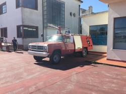Feuerwehr Flugafen Venedig Lido
