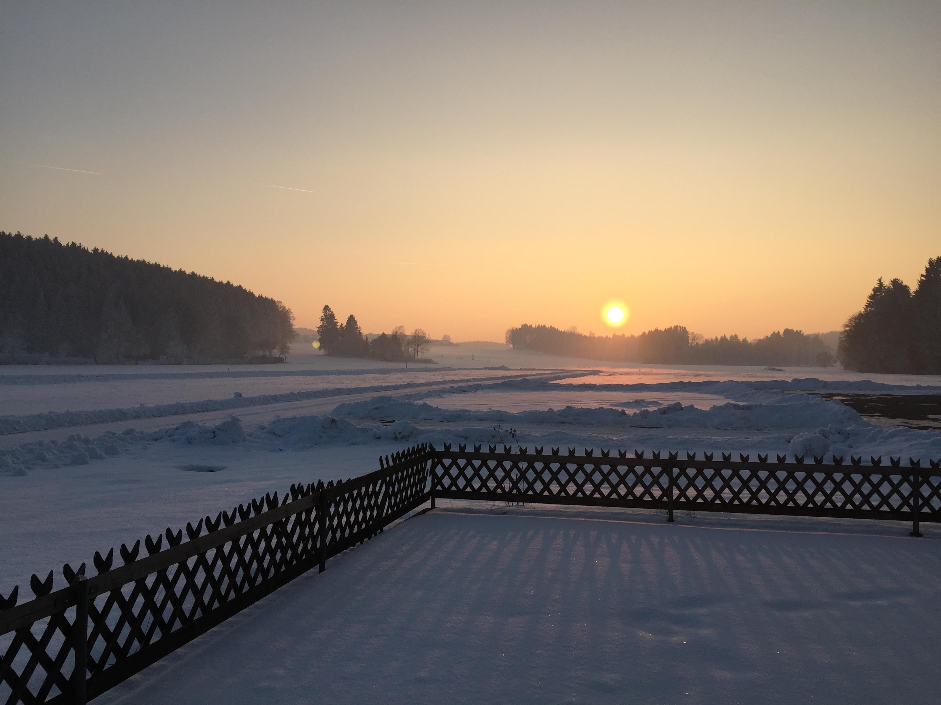 Winterstimmung am Flugplatz7