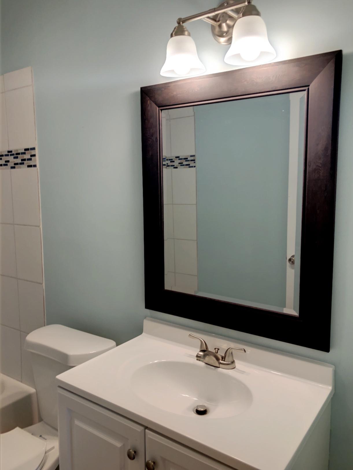 bath guest vanity
