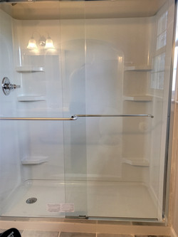 F2 Bathroom shower 1st floor