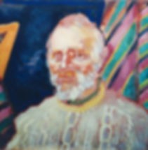 Diarmuid O Ceallachain Painting