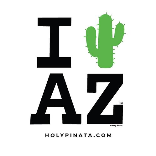 Holy Pinata I Cactus AZ Sticker
