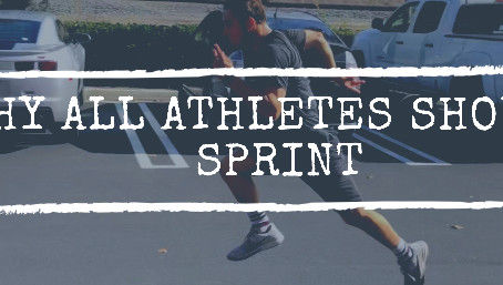 2 Reasons Why All Athletes Should Sprint... Yes, even you Pitchers