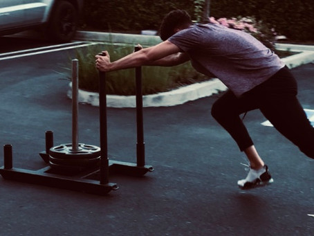 In-Season Training Tip: Use the Sled