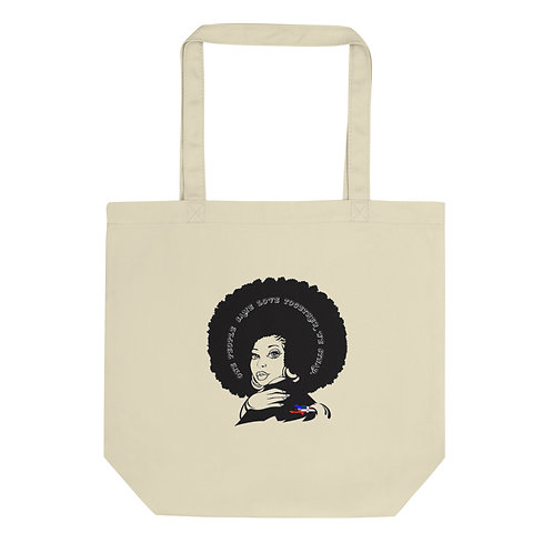 Hispaniola Afro-Centric Eco Tote Bag