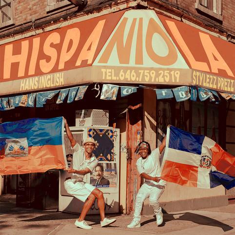 Hispaniola OUT NOW!