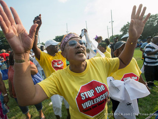 NOLA.COM: Back-to-School Drive and Stop the Violence Rally at Sampson Playground Co-Hosted by The Fi
