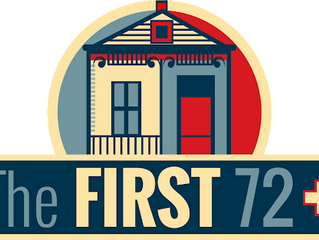 What's New with The First 72? February Newsletter!