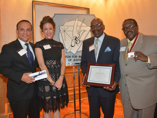 The First 72+ Wins Prestigious Paul H. Chapman Award from Foundation for Improvement of Justice