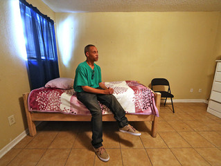 Nola.Com: Coming home - The First 72+ provides those freed from prison with lodging, hope