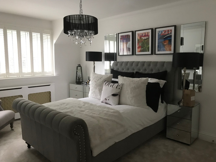 Lighting and Mirror mounting