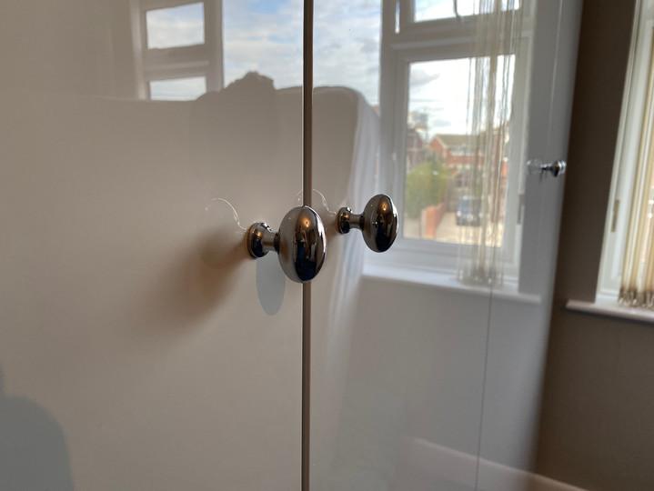 Ikea Pax  Door knob