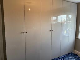 Ikea Pax hinged wardrobe