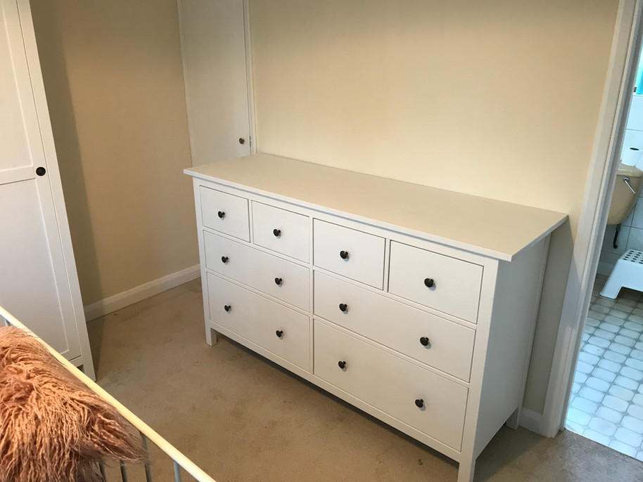 Ikea 8 Drawer Chest Assembly
