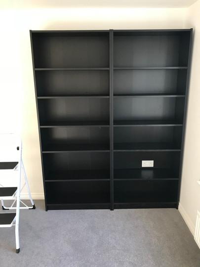 Ikea Billy Bookcase Assembly