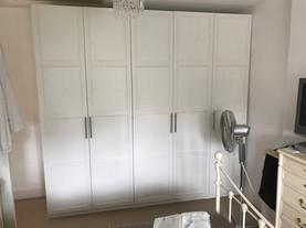 Ikea Pax assembly installation