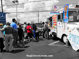 ice cream truck rental, nj ice cream ruck rental, magicle ice cream, ice cream truck