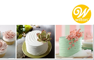 Cake Decorating, Cupcakes, Wilton, Cake pans