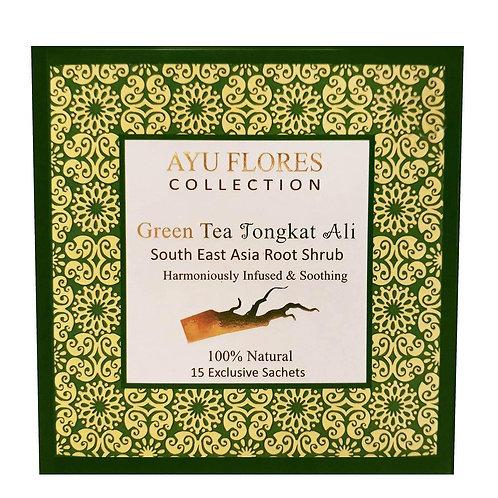 Tongkat Ali Green Tea