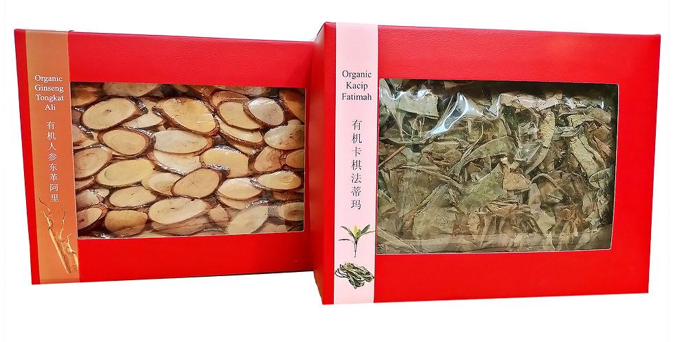 Special Promo CNY - Tongkat Ali / Kacip Fatimah Gift Box Set B