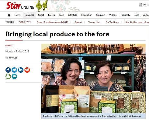 Ayu Flores Jalan Alor Store News