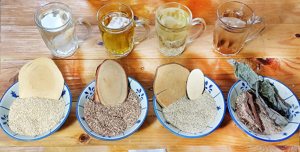 How to consume Kacip Fatimah powder