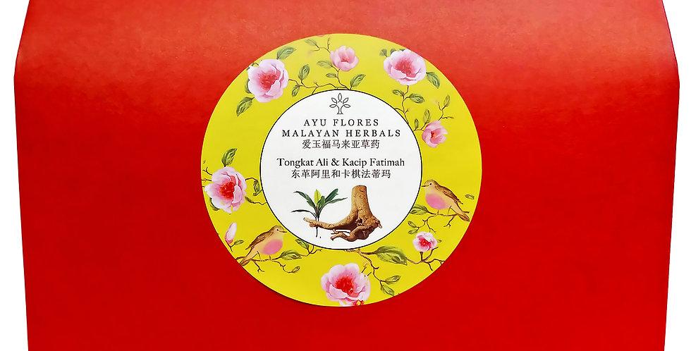 Special Promo CNY - Tongkat Ali / Kacip Fatimah Gift Box Set A