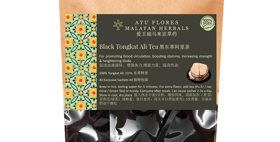 Black Tongkat Ali Tea (40 Sachets)