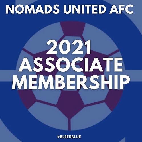 2021 Associate Membership