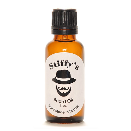Kentucky Bourbon Beard Oil