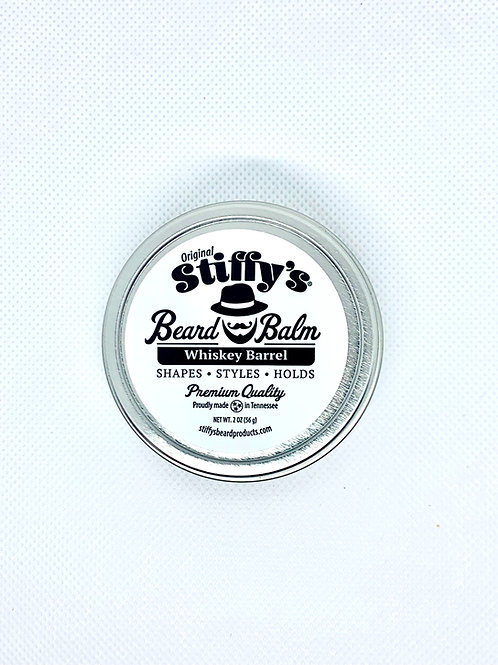 Whiskey Barrel Beard Balm