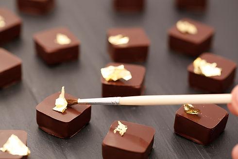 Dessert del cioccolato