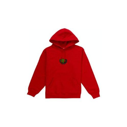Supreme Apple Hooded Sweatshirt