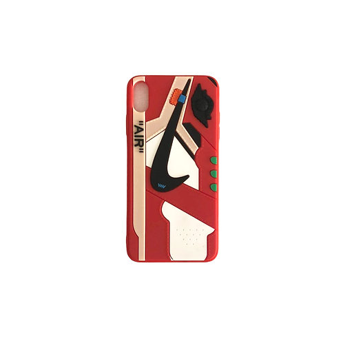 Cover IPhone - Chicago x Off-White