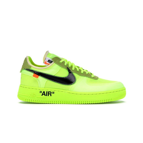 Nike - Air Force 1 x Off-White - Volt