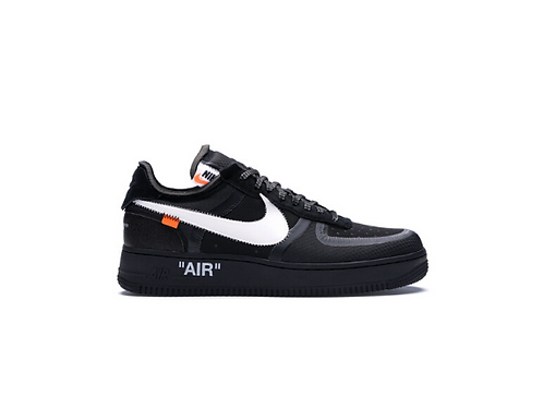 Nike - Air Force 1 Low Off-White Black White