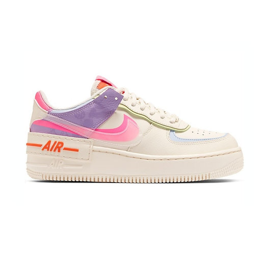 Nike Air Force 1 Shadow Beige Pale Ivory (W)