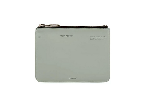 Off-White - PreOwned Flat Pouch