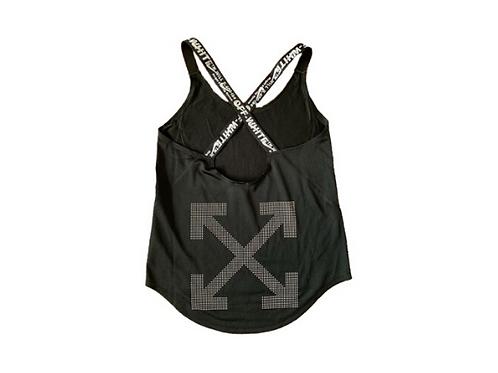 Off-White x Nike - Tank Top Black